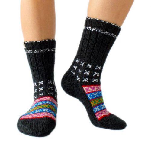 Pahari Socks