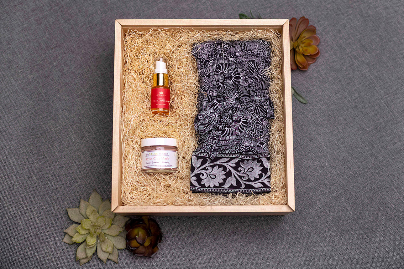 beLOVELY - Luxury Branded Corporate Gift Box - Curated Gift Box