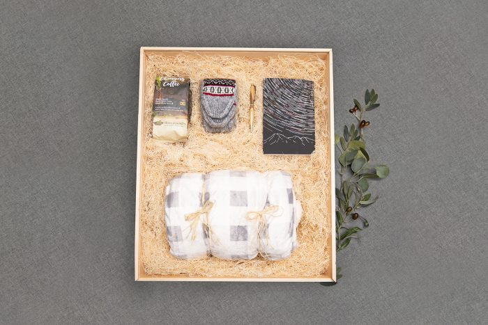 Luxury Branded Corporate Gift Box